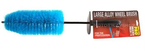 Alloy Wheel Brush  Ultra Safe EZ109